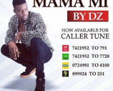 DZ - Mamami Now Available on Caller Tunes (All Network)