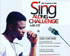 DZ Sing Along Challenge 2017 Competition